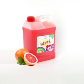 syrop do granity o smaku greipfrutowym HAPPYice Firma Siorbet