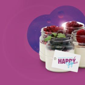 deser jogurtowe w słoiku