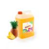 syrop sorbet granita ananasowy happyice siorbet