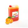 syrop do granitora slushy o smaku pomarańczowym happyice siorbet